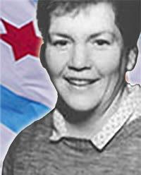 Patrolman Helen P. Cardwell  | Star #1181