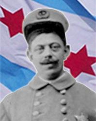 Park Policeman John L. Donner  | Star #125