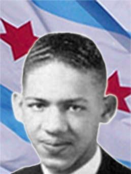 William Ralph Johnson Jr. | Star #6996