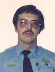 Patrolman Wayne John Klacza  | Star #16469
