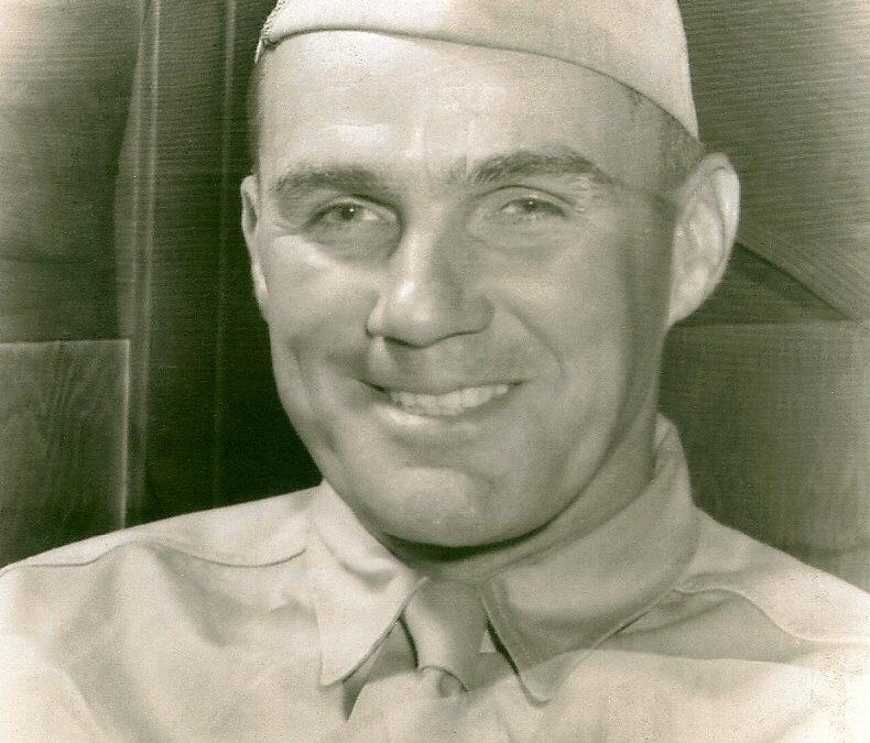 Patrolman James Lawrence Mooney Jr. | Star #1593