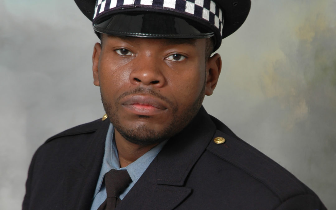 Field Training Officer Titus T Moore  | Star #16838