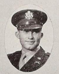 John A. McCarthy Sr.   Star #Unknown