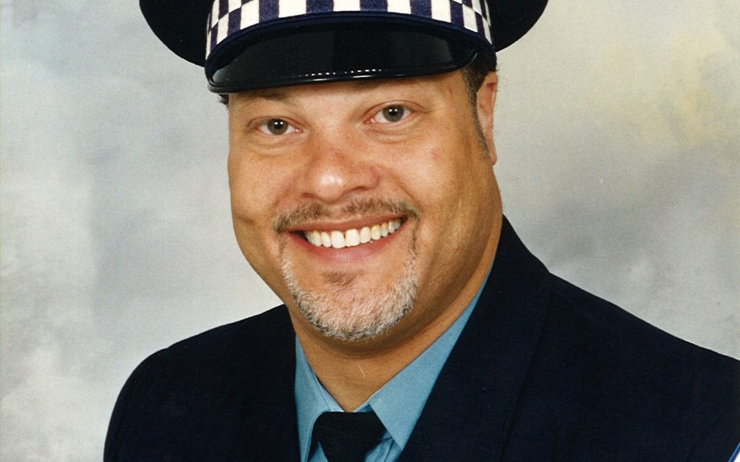 Police Officer Paul Winston Nauden  | Star #10803
