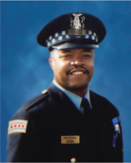 Police Officer Ronald  Newman  | Star #6622
