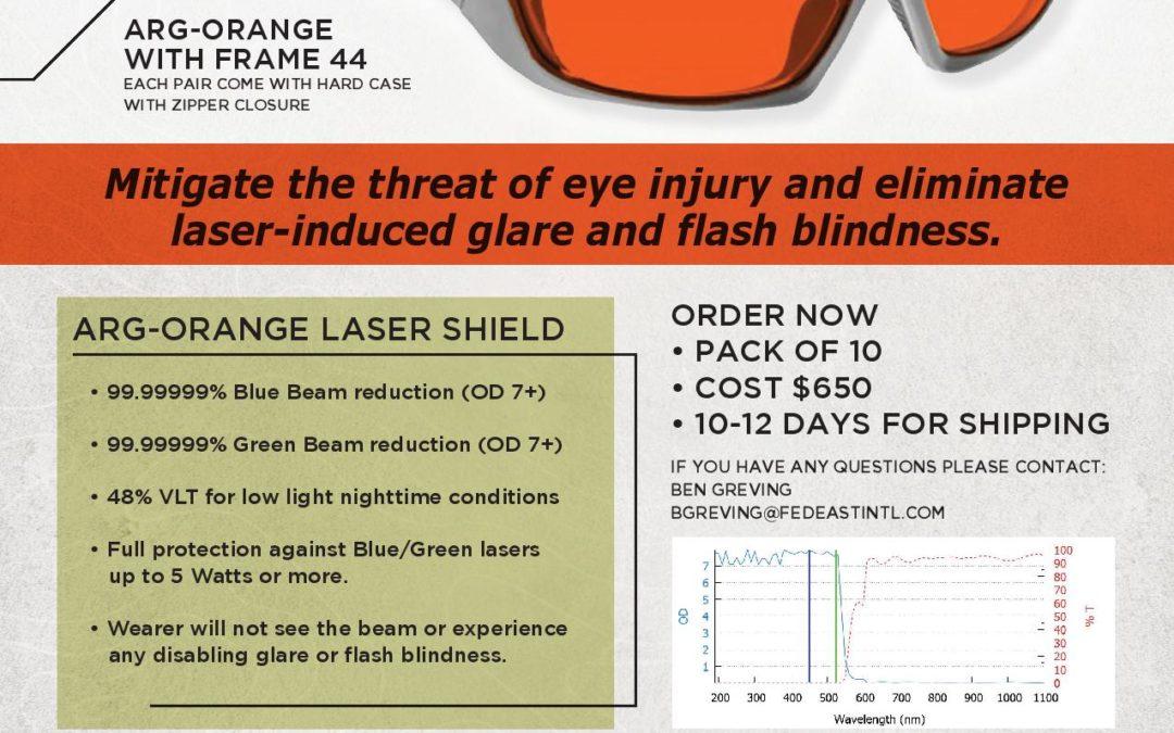 Links for Laser Safety Glasses and Films