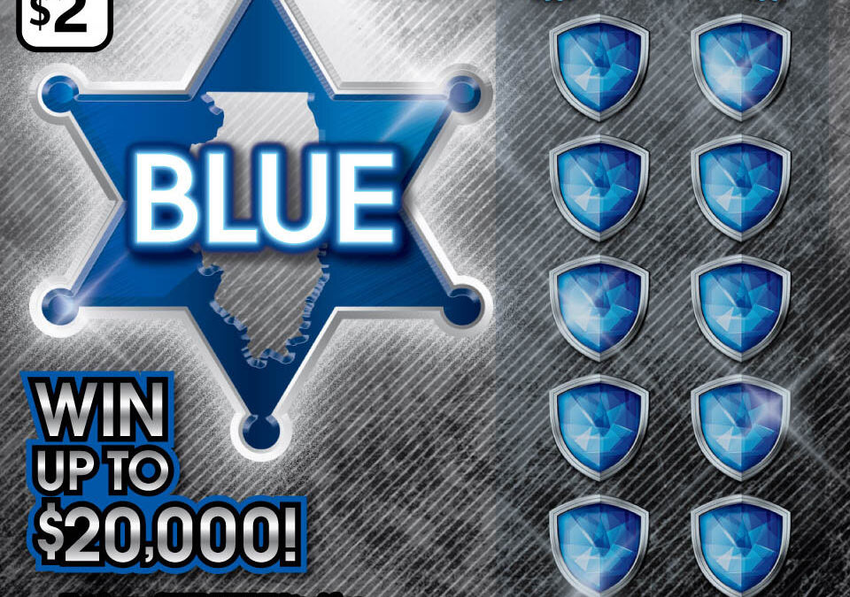 The Blue Police Memorial Instant Ticket is Back!